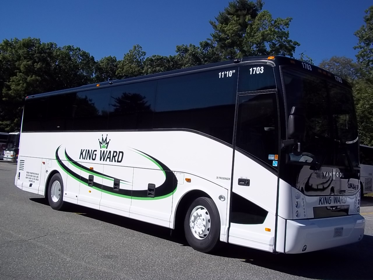 Overnight Bus Air Tours  Klein Transportation